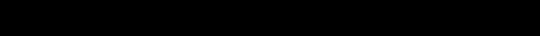 ロゴタイプ和文書体