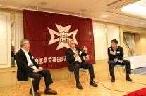 関西春高会10周年大会|野球座談会