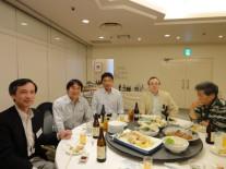 左から斉藤さん、河野さん、白石さん、益山さんと榎本さん
