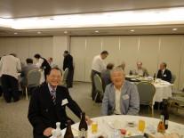 高13回の朝倉さん(左)と斉藤さん