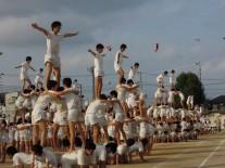 組み体操(塔)