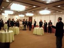 本多さん(高10回)のスピーチ|第19回東京春高会にて