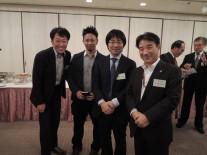 懇親会スナップ|第19回東京春高会にて