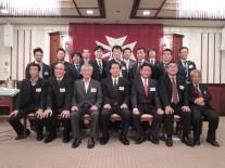記念撮影|第19回東京春高会にて