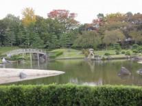 花田苑の庭園