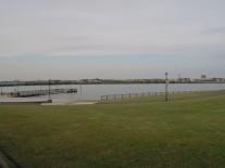 レイクタウン調整池