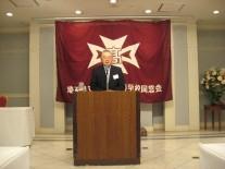 栗原武蔵野銀行副頭取(講演会講師)