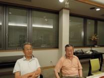 6回卒の(右)古谷さんと都築さん