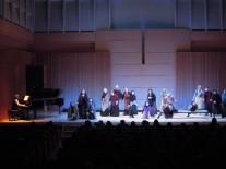 ポンテ・ノーリオペラ合唱団と混声合唱団SAKURA