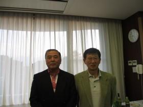 左からネット2位の増田さんと3位の田村さん