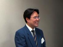 講師の41回卒、田村さん