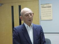 優勝・新井正彦さん(中45回)