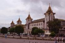 ヤンゴン(ミャンマー)