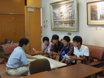 中学生のための学校紹介