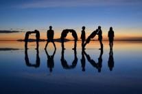 ウユニ塩湖_UYUNI(ボリビア)