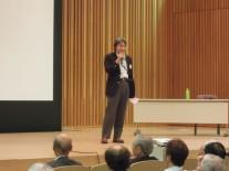 50歳代表挨拶の伊藤さん