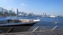 11. 大桟橋から見るMM21方向