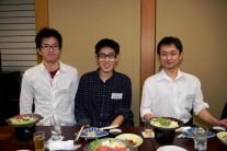 栗原さん金澤さん久松さんの55、56回の3人