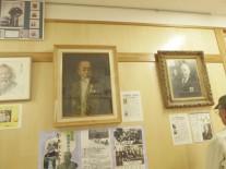 「日本解剖学の父」田口和美博士肖像画