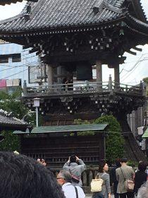全盛期の王貞治も撞いたという題経寺の鐘