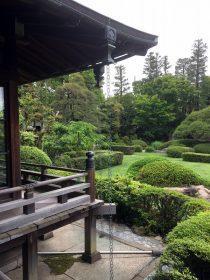 山本亭とその庭園
