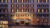 2018年の会場に決まっている Hotel Quirinale