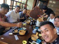「京美茶屋」で湯葉・豆腐つくしのご膳