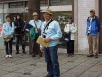 草加宿案内人の会 田口さん
