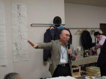 俳句選者の中田先生
