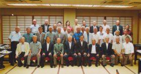 宮代春高会20周年記念総会懇親会