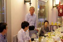 海外春高会親子2世代参加の田村義孝さん(21回)