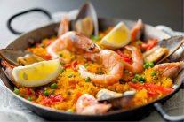 スペインレストラン El Pirata(パエリア)