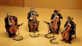 N響メンバーによるチェロ四重奏