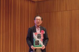 ロボット開発のパイオニヤ萩田紀博さん