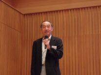 ホームカミングデー22回代表高橋章雄さん