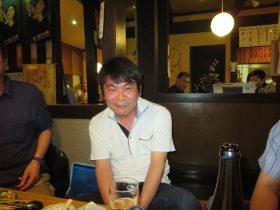 今回から幹事の岩永さん