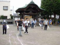 聖福寺の勅使門