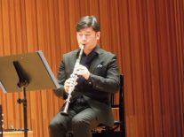 クラリネット奏者、松本健司さん