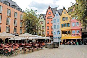 ケルン旧市街
